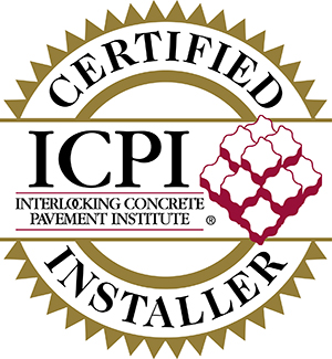 Certified Interlocking Concrete Paving Institute Installer